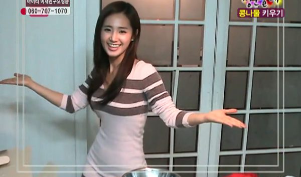 Kwon Yuri surprised everyone